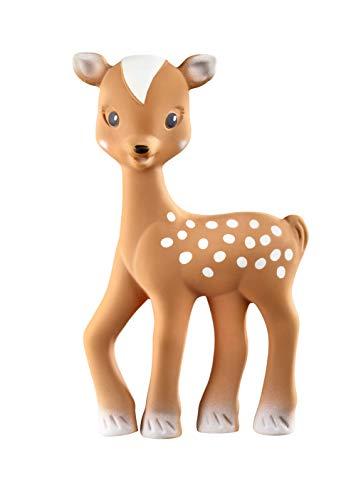 Vulli Sophie La Girafe Fanfan the Fawn Teether by Friend (Best Eco-Friendly Option)