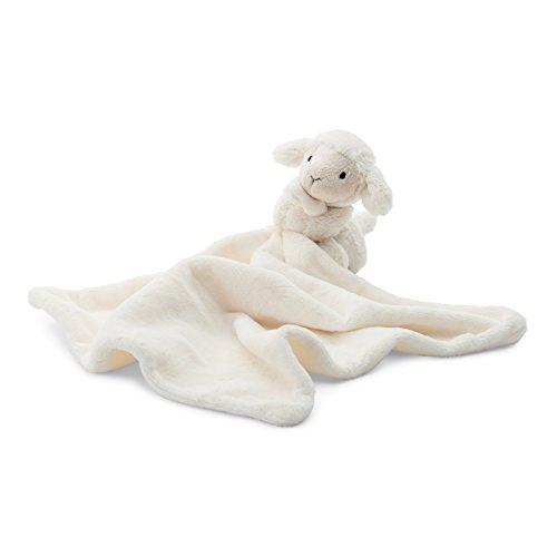 Jellycat Bashful Lamb Baby Security Blanket