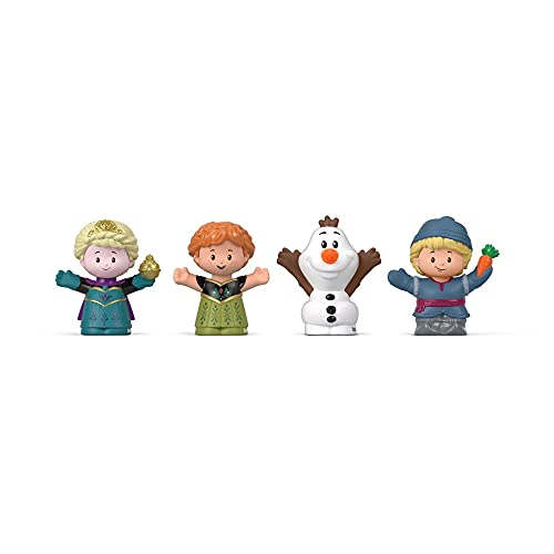 Fisher-Price - Disney Frozen Elsa & Friends
