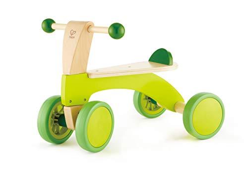 Hape Scoot Around Ride On Wood Bike (Best Eco-Friendly Option)