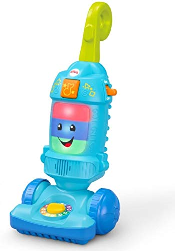 Fisher-Price - Laugh & Learn Light-up Learning Vacuum