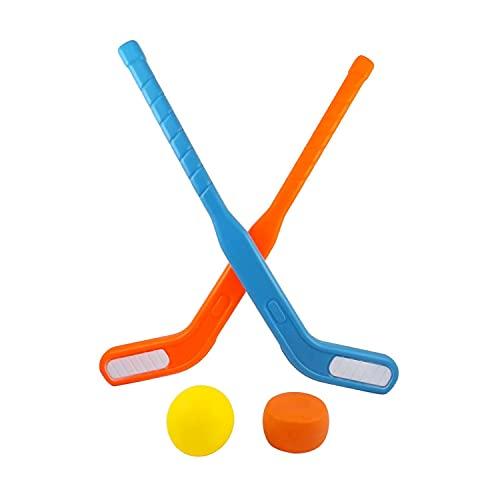 Liberty Imports Face Off Dual Hockey Sticks