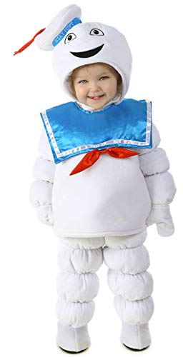 Ghostbusters Stay Puft Deluxe Costume (Best Quality Toddler Costume)