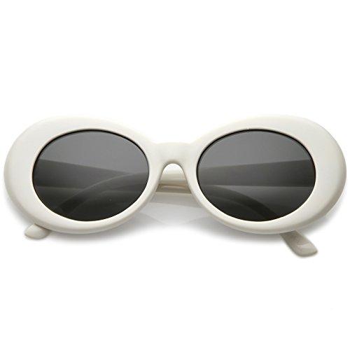 Clout Goggles Glasses Oval Sunglasses