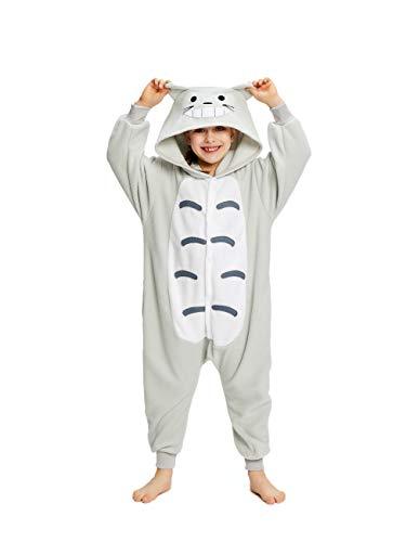 NEWCOSPLAY Halloween Unisex Child Totoro One-Piece