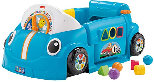 Fisher-Price Laugh & Learn Crawl Around Car Activity Center