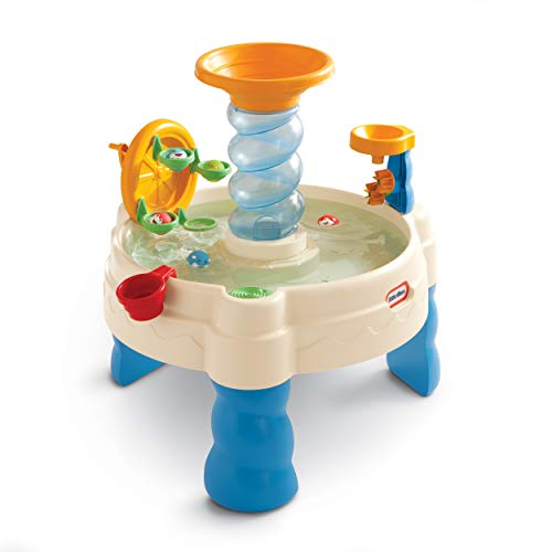 Little Tikes Spiralin' Seas Waterpark Play Table (Best Quality Option)