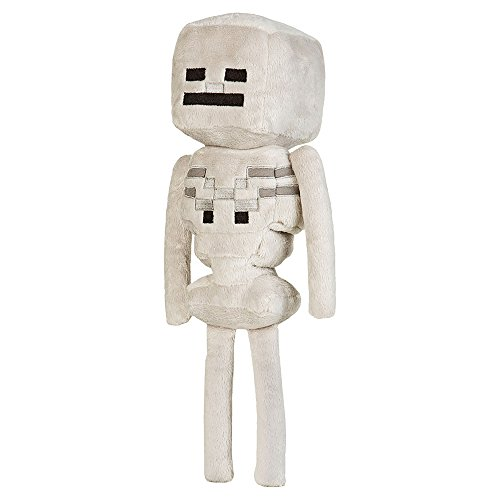 JINX Minecraft Skeleton Plush Stuffed Toy