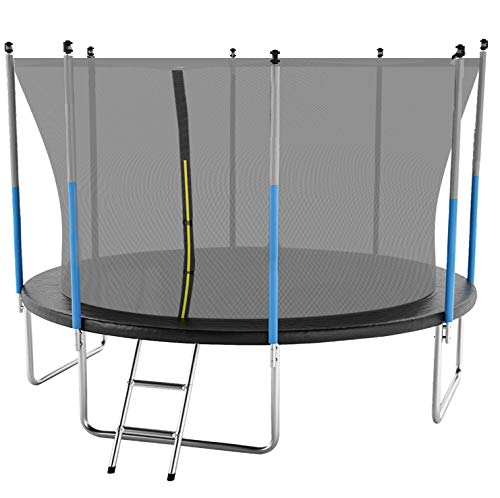 AOTOB Trampoline with Safety Enclosure Net