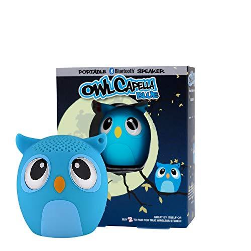 My Audio Pet Owl Mini Bluetooth Animal Wireless Speaker for Kids