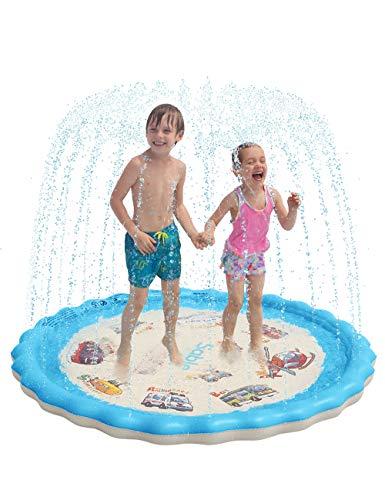 Sable Splash Pad, Sprinkler