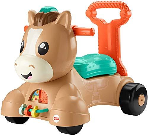 Fisher-Price - Walk Bounce & Ride Pony