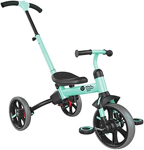 Yvolution Y Velo Flippa 4-in-1 Toddler Trike