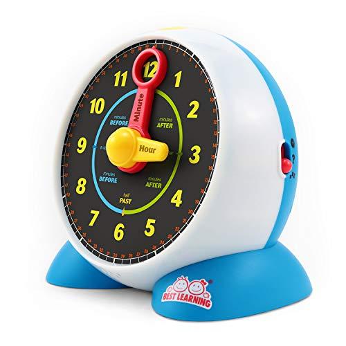 BEST LEARNING Learning Clock