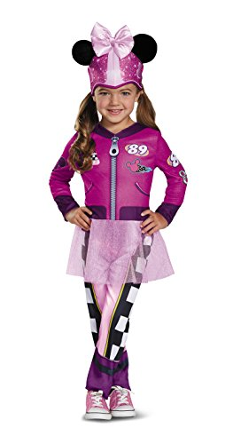 Disney Minnie Mouse Roadster Racer Toddler Girls' Costume