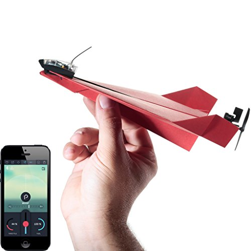 POWERUP 3.0 Original Smartphone Controlled Paper Airplanes Conversion Kit