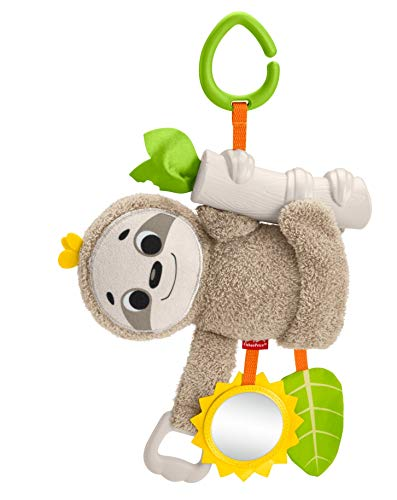 Fisher-Price - Slow Much Fun Stroller Sloth