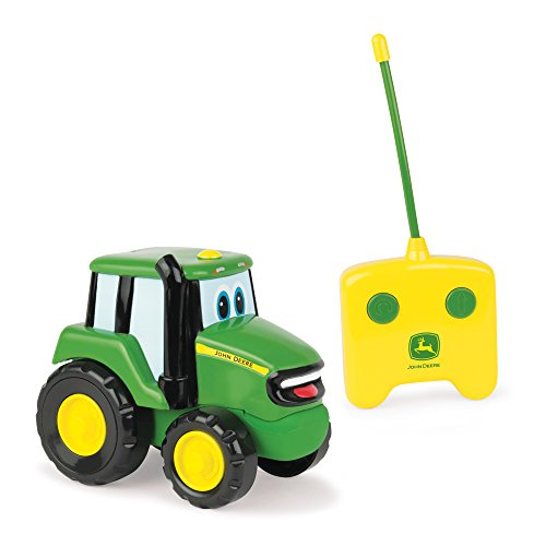 TOMY John Deere Remote Control Johnny Tractor (Best Budget Option)