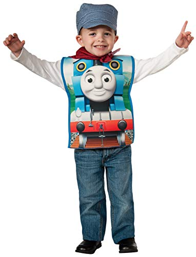 Rubies Thomas and Friends, Thomas The Tank Engine Costume (Best Budget Option)