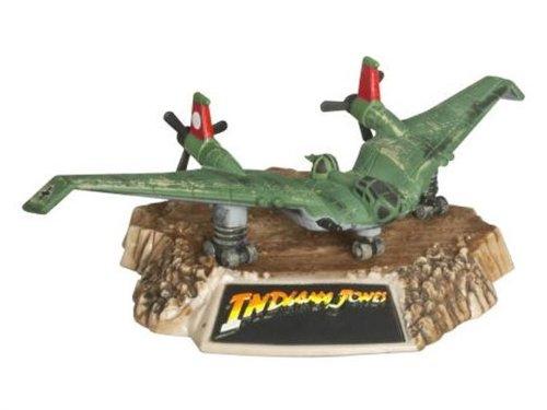 GERMAN FLYING WING Indiana Jones 3 Inch Titanium Series RAIDERS OF THE LOST ARK Die-Cast Vehicle