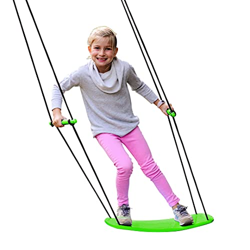 Swurfer Kick Stand Up Surfing Tree Swing