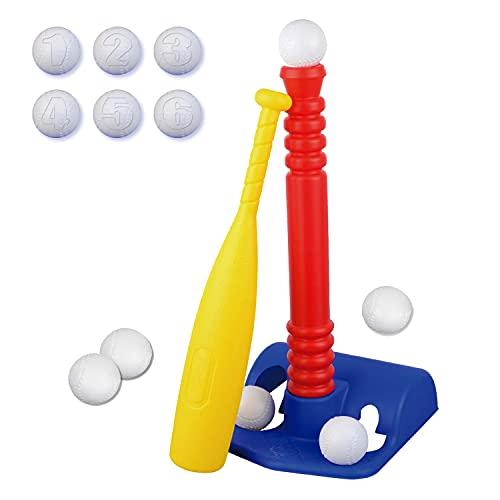 ToyVelt T-Ball Set (Best Budget Option)