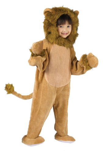 Fun World Costumes Baby's Cuddly Lion Toddler Costume