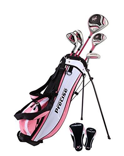 PreciseGolf Co. X7 Junior Complete Golf Club Set