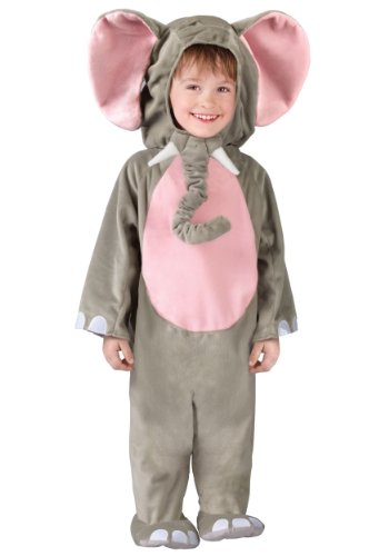 Fun World Costumes Baby's Cuddly Elephant Toddler Costume