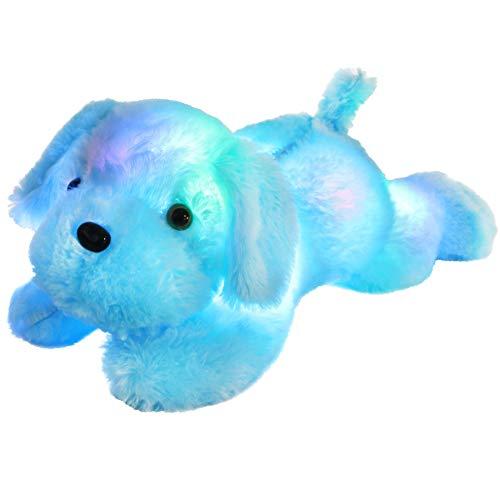 WEWILL LED Puppy Stuffed Animal