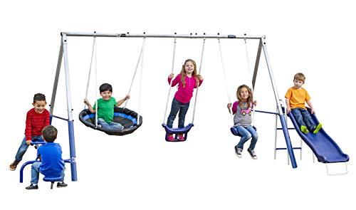 XDP Recreation Free N' Swing Swing Set