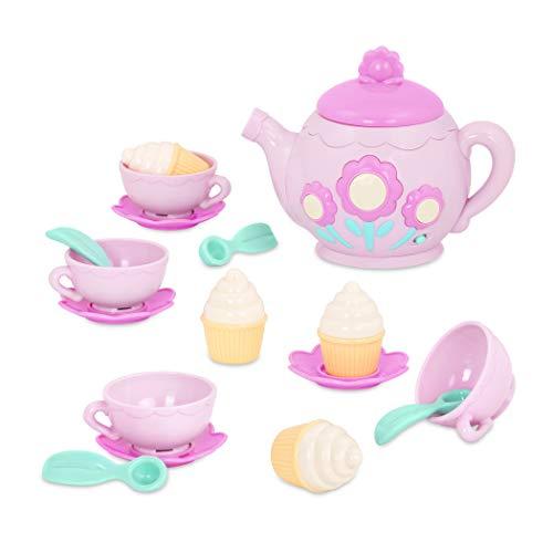 Pink La Dida Musical Tea Party Set (Best Budget Tea Set)