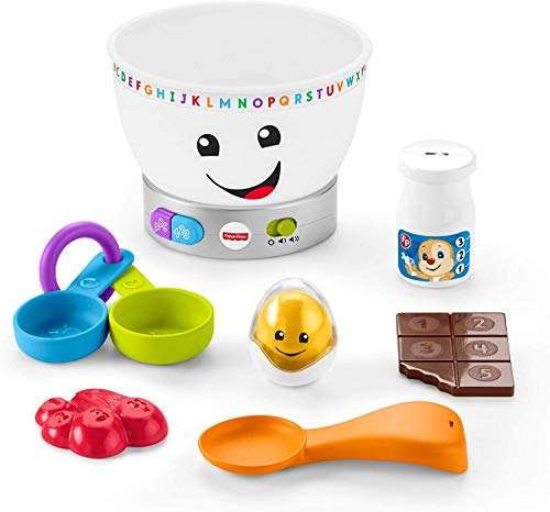 Fisher-Price - Laugh & Learn Magic Color Mixing Bowl