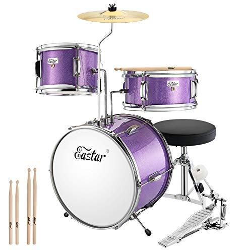 Drum Set Eastar 14 inch Drum Set