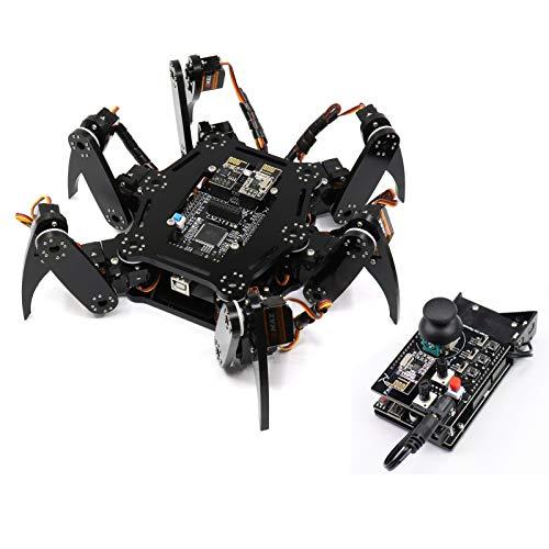 Freenove Hexapod Robot Kit (Best Quality Option)