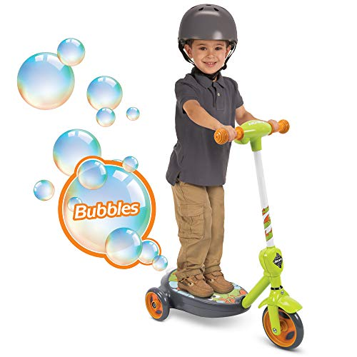 1. Huffy Kid Toy 6V 2-in-1 Bubble Scooter (Best Budget Option)