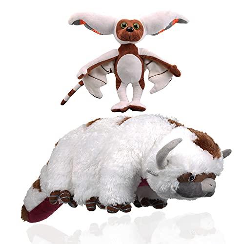 Avatar: The Last Airbender Appa and Momo Plush Set