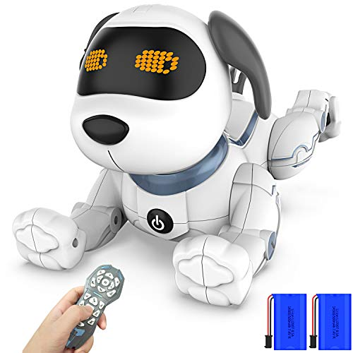 Remote Control Puppy Robot for Kids