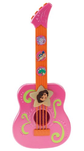Fisher-Price Dora the Explorer Tunes Guitar