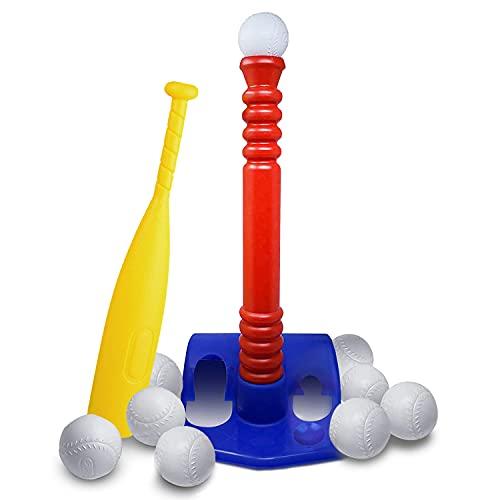 ToyVelt T-Ball Set for Toddlers