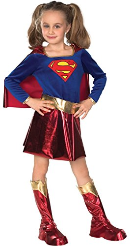 Supergirl Child Costume (Best Budget Toddler Costume)