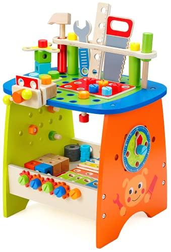 Ohuhu Tool Bench Set Kids Toy Play Workbench