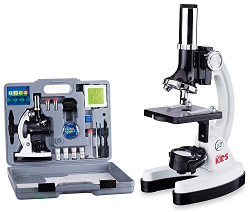 AmScope Kids Beginner Microscope