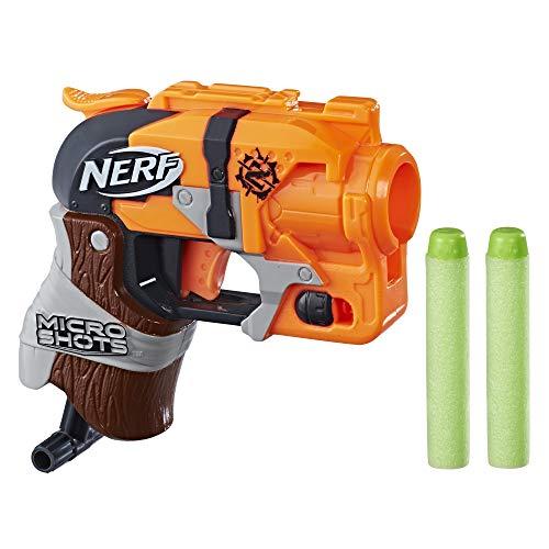 Nerf MicroShots Zombie Strike Hammershot (Best Quality Option)