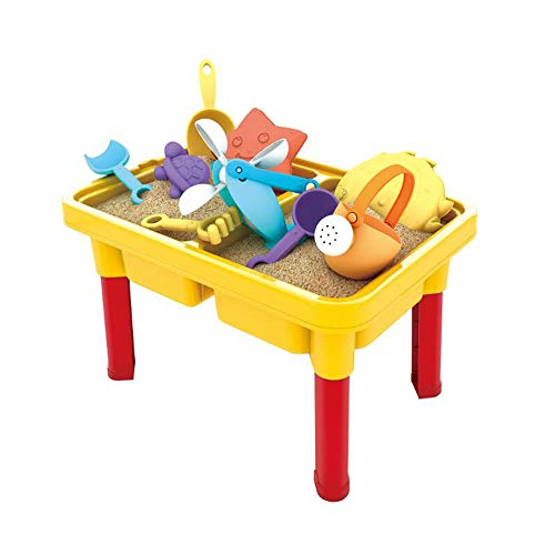 Kids Sand Table with Cover Water Table (Best Budget Option)