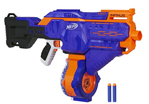 Infinus Nerf N-Strike Elite Toy Motorized Blaster