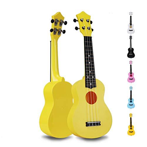 Soprano Ukulele Hawaiian Guitar
