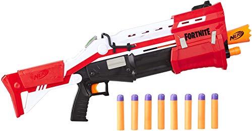 Nerf Fortnite TS-1 Blaster (Best Budget Nerf Gun)