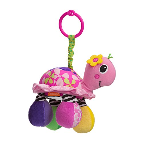 Infantino Sparkle Topsy Turtle Mirror Pal (Best Budget Option
