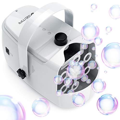 Semai Automatic Bubble Machine for Kids
